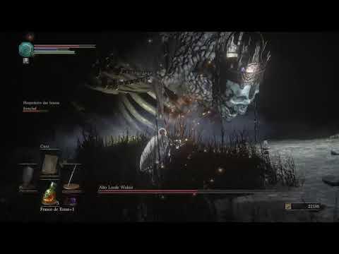 Dark Souls 3 - Progressão em 01 de maio - 02