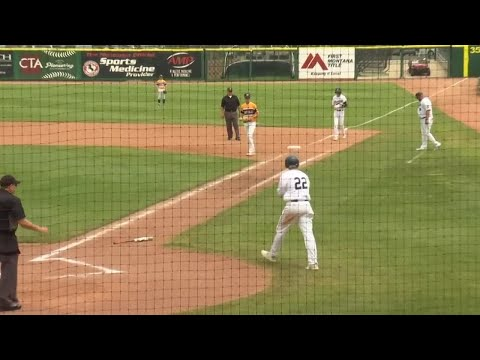 Helena, Missoula Advance At State AA American Legion Baseball
