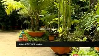 Bonsai:Variety in plantation by Joseph from Kochi ഒരു ബോണ്സായ് കമ്പക്കാരന്റെ പുരയിടം