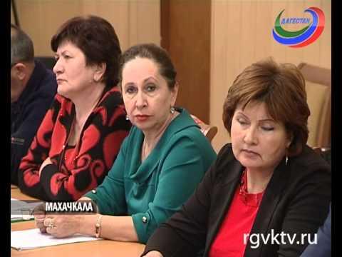 В Махачкале обсудили ход реализации госпрограммы «Доступная среда»