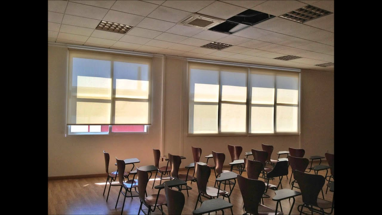 Cortinas vamar estores enrollables screen verticales - Cortinas estores enrollables ...