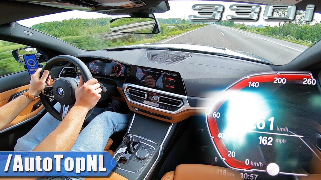 BMW 330i G20 xDrive DRIFT