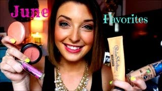 June 2013 Beauty Favorites ! Thumbnail