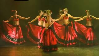spanish dance tabla madrid doviles oriental dance studio in party 2013 12 09