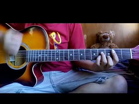 Harana Guitar Chords - YouTube