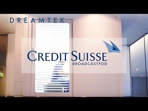 Broadcastpod: Credit Suisse Build | @Dreamtek