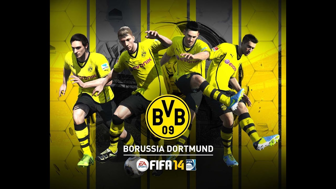 fifa 14 bvb karriere alles auf anfang 001 let 39 s play. Black Bedroom Furniture Sets. Home Design Ideas
