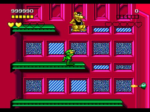 Battletoads Rare Replay Part 10 Rat Race Youtube