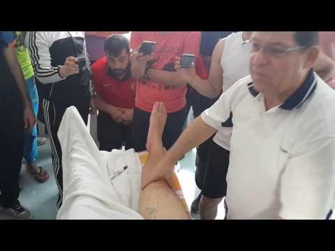 Bacak Masajı Nasıl Yapılır ?-www.mobilmasaj.com