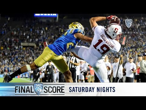 Highlights: No. 7 Stanford football completes late comeback, tops UCLA