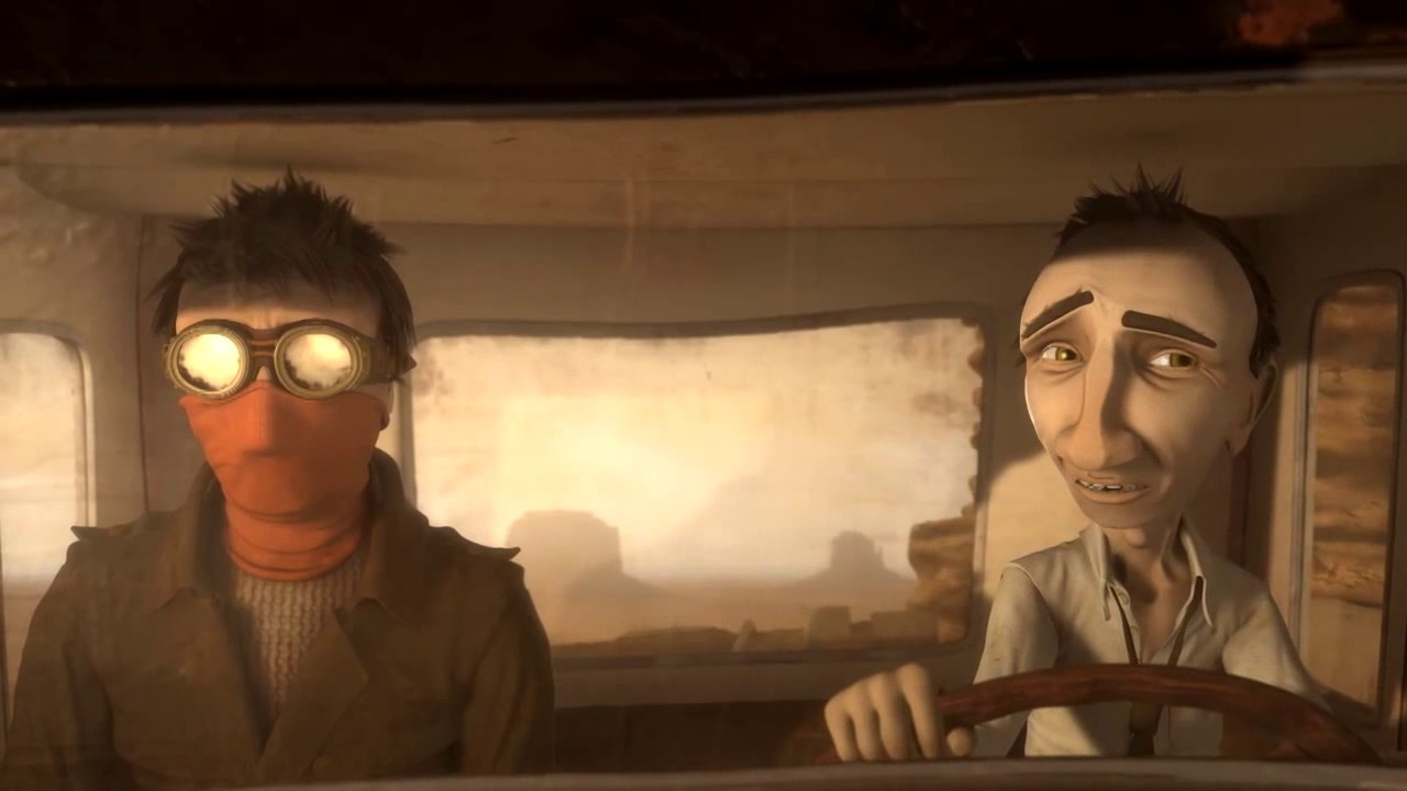 Road's End - Animated Short Film - YouTube At The Roads End