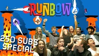 250 SUB SPECIAL - 9 PLAYER RUNBOW EXTRAVAGANZA