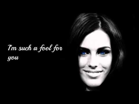 Fool - Jessica Lowndes (Lyrics)