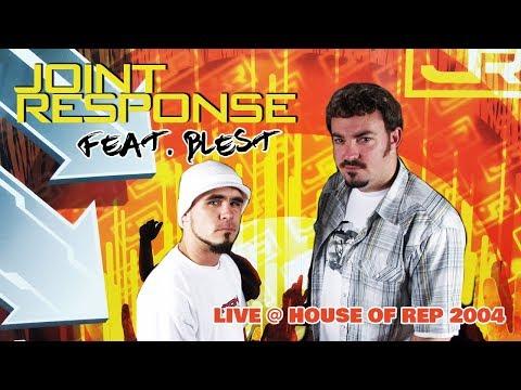 Joint Response- Mantis, DJ Shag, & Blest   Full LIVE Set 2004