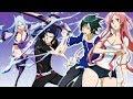[แนะนำ Anime] Dragonaut The Resonance มังกรเหิรฟ้าผ่ามิติ