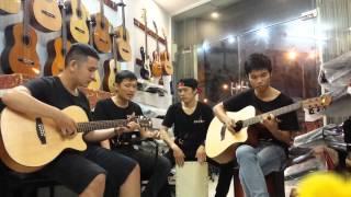 Nỗi nhớ cao nguyên (cover guitar)
