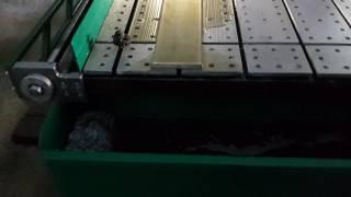 Обработка алюминия, беглый обзор станка Часть 1