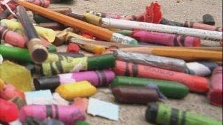 Report: Certain crayon brands may contain asbestos