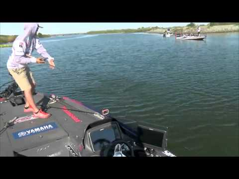 Chris Zaldain has 3 BASS Live www.bassmaster.com