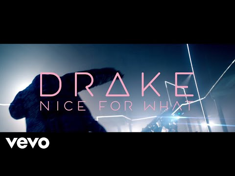 "Drake Releases ""Nice For What"" Video"