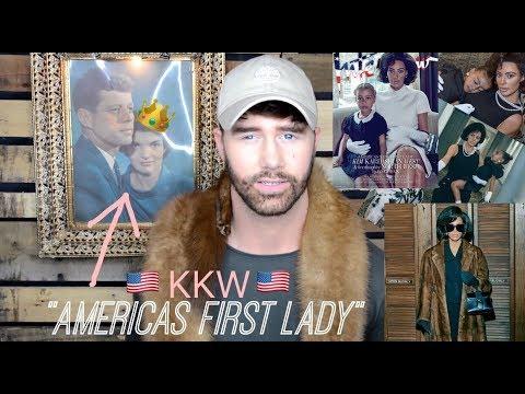 Kim Kardashian-West DRAMA | Interview Magazine