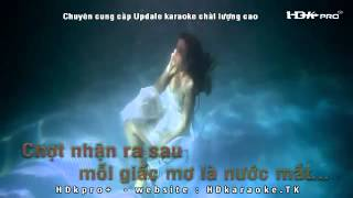 Karaoke ] Sau Mỗi Giấc Mơ Đông Nhi Beat Only YouTube