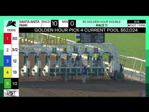 Improbable  Win The Awesome Again Stakes G1 Over Máximum Security At The Santa Anita Park
