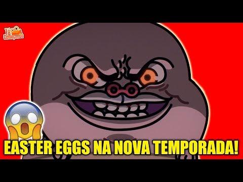EASTER EGGS E REFERÊNCIAS NA SEXTA TEMPORADA DE GUMBALL ‹ Tá Começando ›