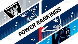 Week 5 Power Rankings | NFL Now