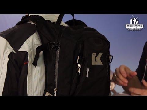 Nieuw Kriega R20 Rugzak Review - MotorKledingCenterTV - YouTube HC-39
