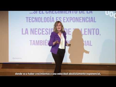 Jornada anual Alumni UOC 2017 con Pilar Jericó