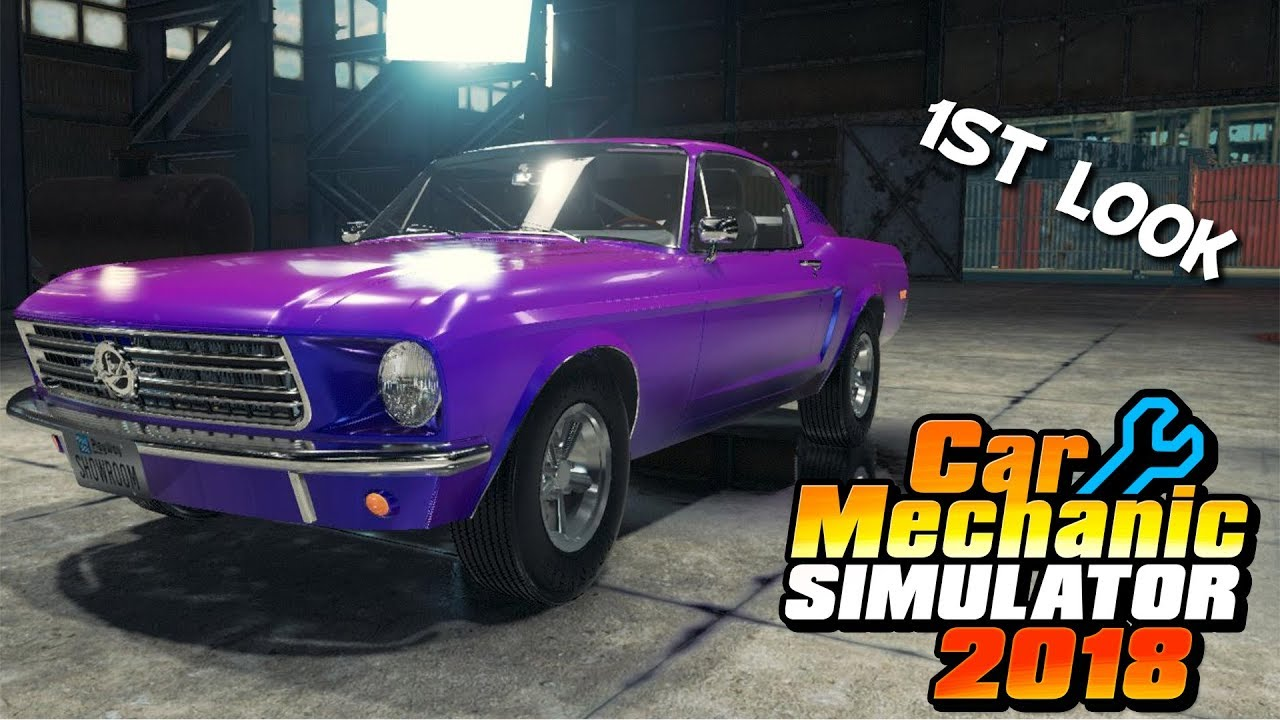 car mechanic simulator 2018 how to find what to fix