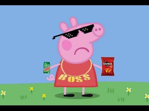 Peppa Pig Savage Moments!