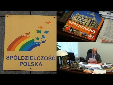 Cooperative movement in Poland in 2014