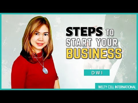 Steps To Start Your Business | Dwi