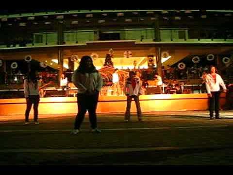 SHS-J Dance Troupe w/ LessThanThree Band Performin...