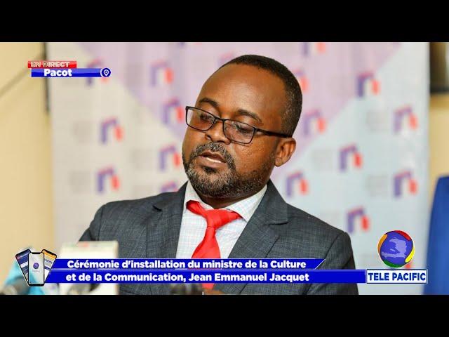 🔴 Cérémonie d'installation du ministre de la Culture et de la Communication | EN DIRECT | 21-07-2021