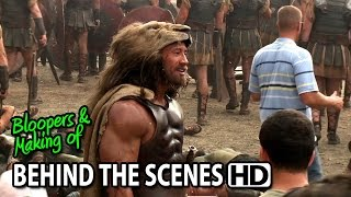 Hercules (2014) Making of & Behind the Scenes