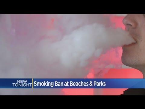 Proposed California State Parks Smoking Ban Riles Up Vapers