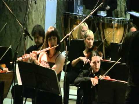 Poulenc Flute Sonata, 3rd mvt, Presto giocoso