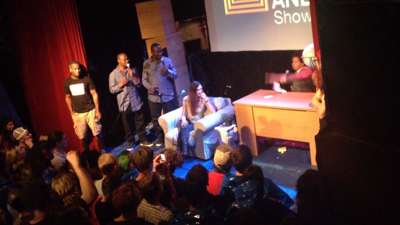 Eric Andre Live Show Guest Jennifer Lynn Warren from ...