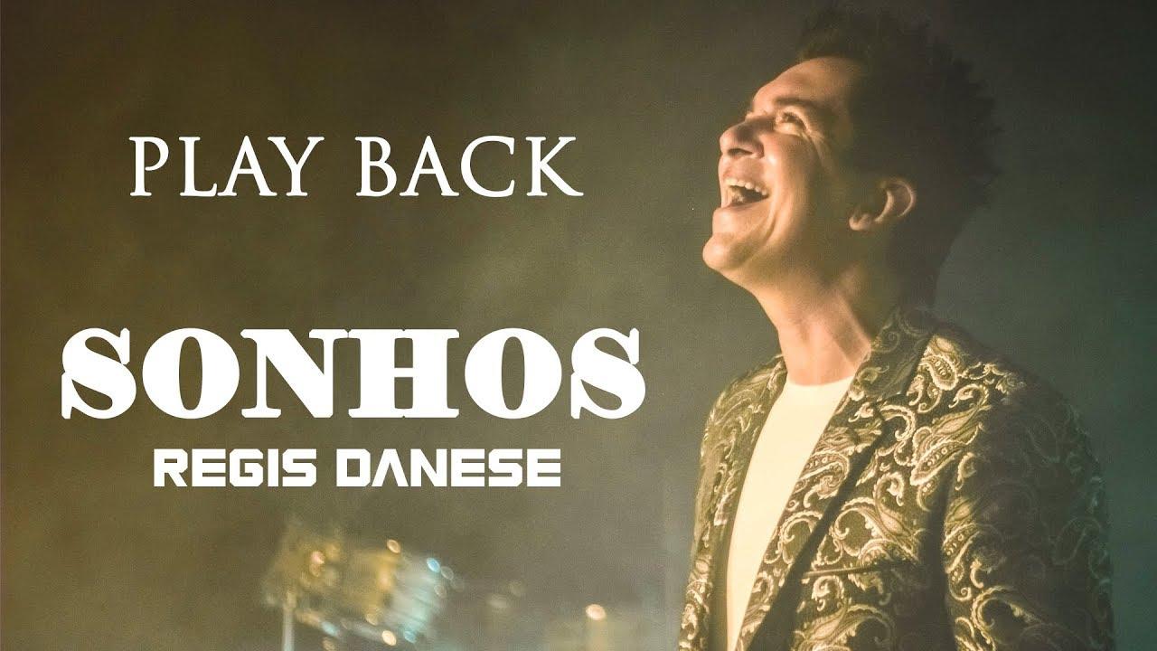 PLAYBACK TUDO NOVO DANESE DE BAIXAR CD REGIS