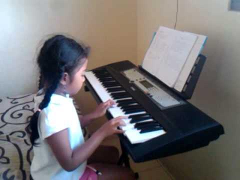 Latihan, Chord Lagu Kasih Ibu