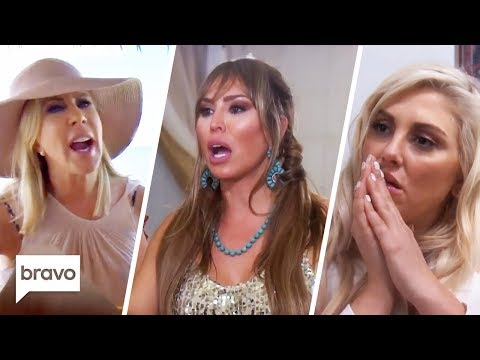 Sneak Peek At What's Next On Season 14 Of The Real Housewives Of Orange County | Bravo