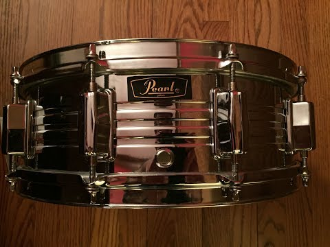 Stewart Copeland's * Snare Drum Of Mysterious Provenance & The Tama SC145 Snare Drum