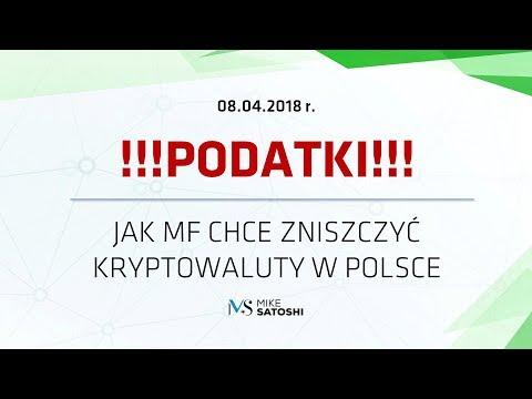 !!!Podatki!!! - Jak MF chce zniszczyć kryptowaluty w Polsce! Odezwa do wszystkich!