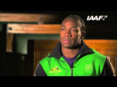 A look Back - Yohan Blake