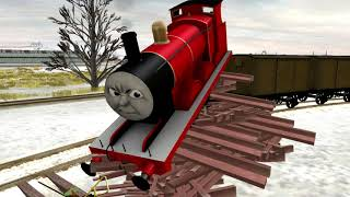 How Many Crashes in Trainz Thomas And Friends Season # 4 ?