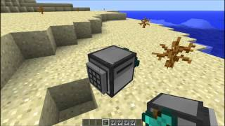 Mod Tanıtımı   Bölüm 44   Computer Craft - Part 1