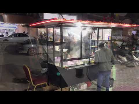 199 - Helping a man who returned from Jordan to establish a street food business